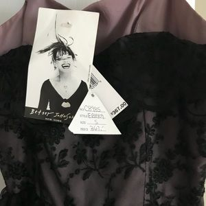 Betsy Johnson never worn dress with tags still on